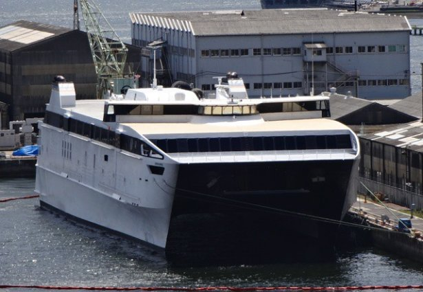 Large and Fast Ro-Pax Ferry, sale or charter   AA CASINO