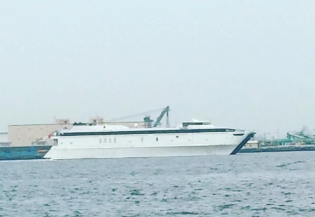 Large and Fast Ro-Pax Ferry, sale or charter | AA CASINO