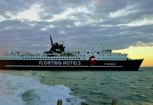 Floating Hotel With Potential Casino