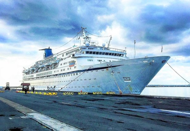 Luxury Passenger Cruise Ship 640pax | AA CASINO Solutions ...