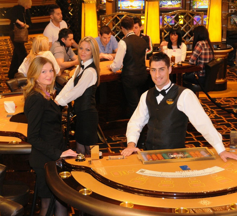 Kickapoo casino jobs gambling in new york city