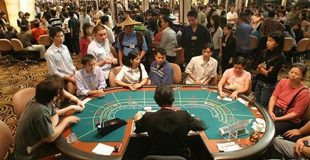 Cambodia gambling casino gambling age in australia